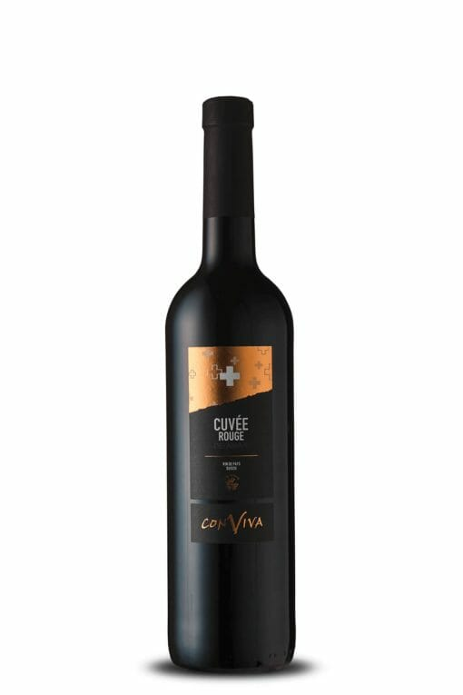 Cuvée rouge Vin de Pays Suisse 2016 – CONVIVA