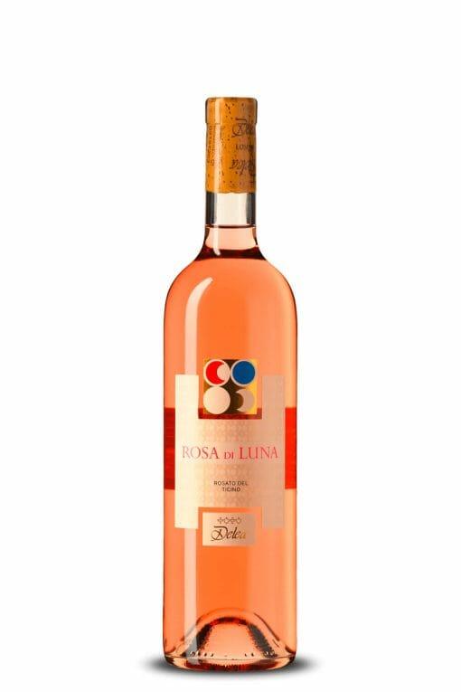 Rosa di Luna del Ticino DOC 2018 – Vini & Distillati Angelo Delea SA