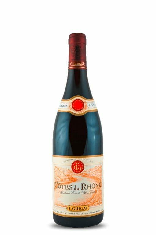 Côtes-du-Rhône AC rouge 2016 – E. Guigal