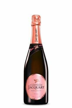 Champagne Jacquart Brut Rosé Mosaïque   – Champagne Jacquart