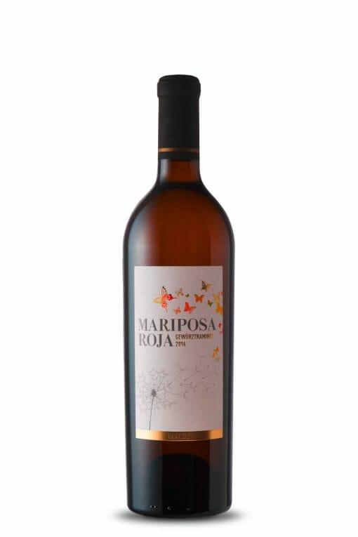 Gewürztraminer Vino de España 2018 – MARIPOSA ROJA