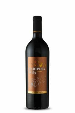 Monastrell Vino de España Criado en barrica 2016 – MARIPOSA ROJA