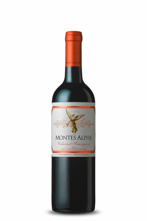 Alpha Cabernet Sauvignon DO 2015 – Montes