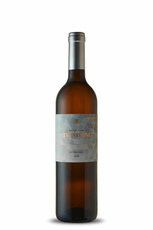 Bianco Cuvée Schaffhausen AOC TRINITUM 2018 – GVS Weinkellerei