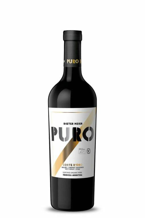 PURO Corte d`Oro, Biologisch 2018 – Ojo de Agua/ Dieter Meier