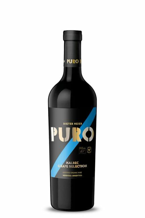 PURO Grape Selection «Malbec» 2018 – Ojo de Agua/ Dieter Meier
